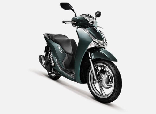 100 triệu nên mua xe máy gì - Xe ga SH125 ABS