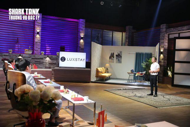 startup Luxstay là gì